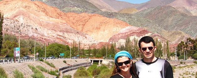 Purmamarca (Cerro Siete Colores ao fundo)