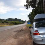 Estrada para São Miguel das Missões