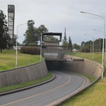 Túnel ligando Parana a Santa Fé (Argentina)