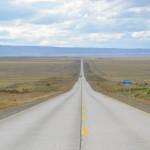 Ruta para Puerto Natales