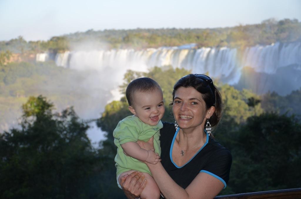 Parque Nacional Iguazú (Argentina): circuito superior