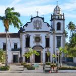Igreja e o Mosteiro de São Bento (foi construída há 430 anos atrás)