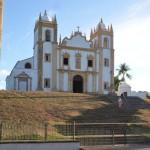 Uma das igrejas em Olinda (a cidade tem 22 ao total)