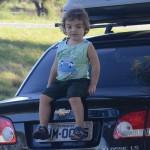 O pequeno viajante Felipe