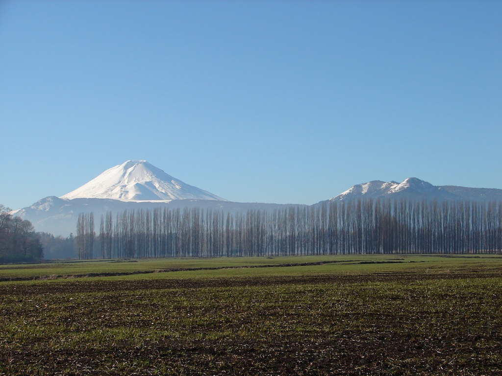 Vulcão Llaima / Argentina