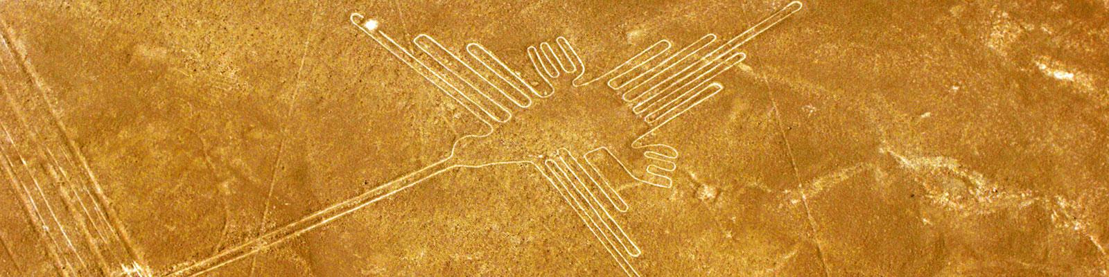 Linhas de Nazca / Peru (Fonte: http://www.peru.travel/)