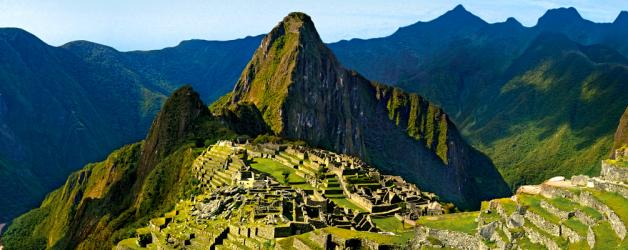 Machu Picchu / Peru (Fonte: http://www.peru.travel/)