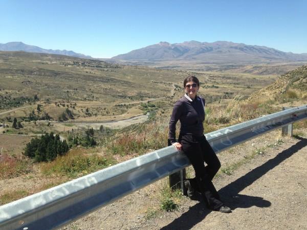 Paisagens do Parque Nacional Los Alerces