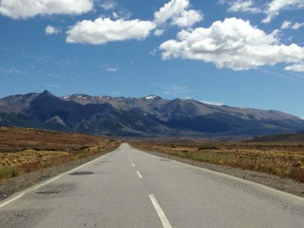 Rumo a Bariloche