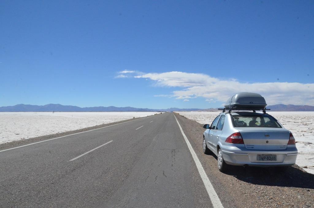 Salinas Grandes (Ruta 52/Argentina)