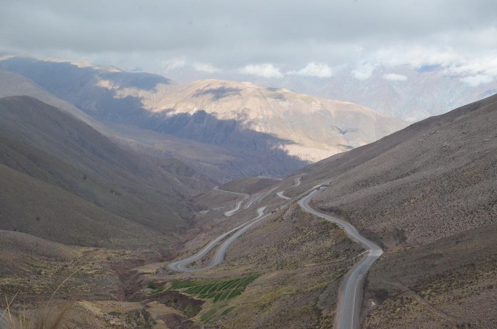Cuesta de Lípan (Ruta 52 ' Argentina)