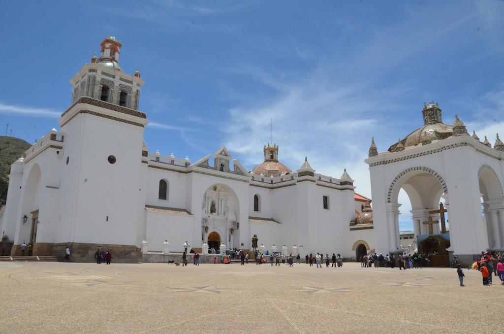 Catedral de Copacabana (Bolívia)