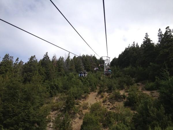 Teleférico do Cerro Campanário
