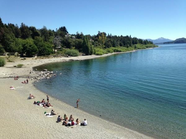 Lago Nahuel Huapi/Bariloche/Argentina
