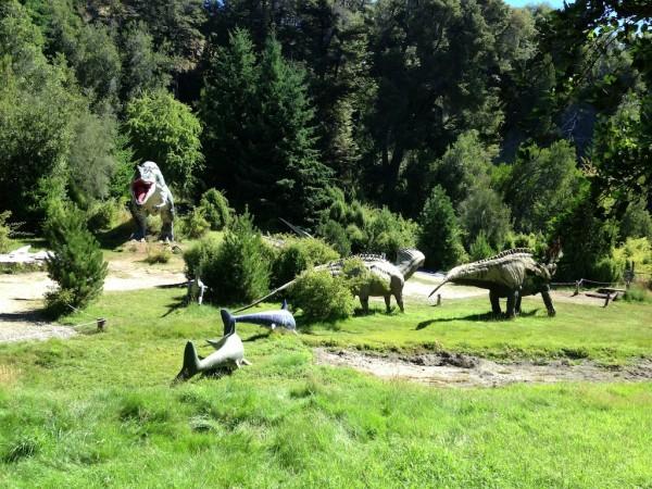 Parque Nahuelito – Dinossauros da Patagônia