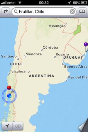 Onde estamos: Puerto Varas/Chile