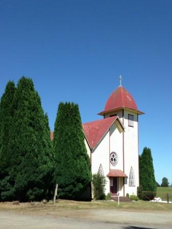 Igreja em Puerto Varas