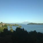 Paisagens vistas desde Puerto Octay
