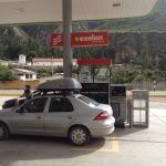 Posto de combustível da rede PECSA (Peru)