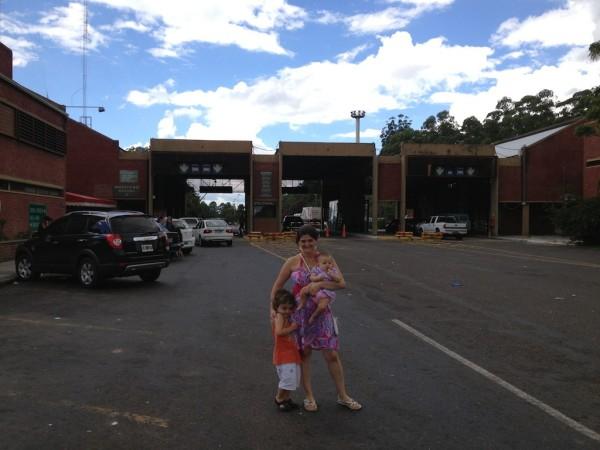 Aduana integrada Argentina/Uruguai