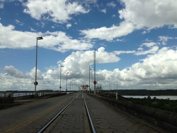 Represa Hidroelétrica Binacional de Salto Grande
