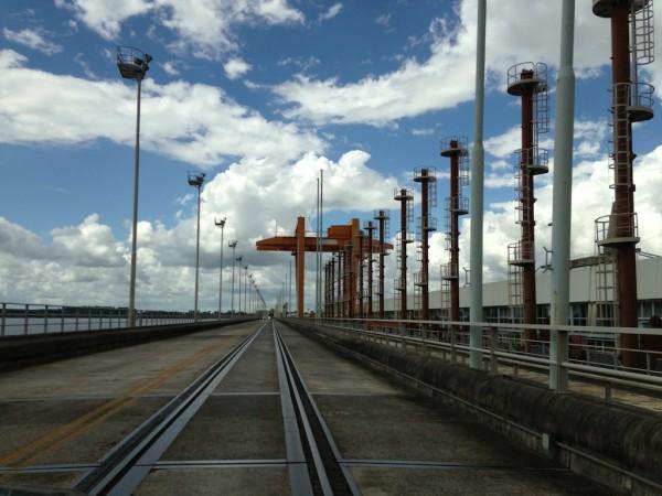 Ponte Internacional rodo-ferroviária