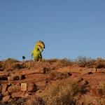 Cuidado, dinossauros!