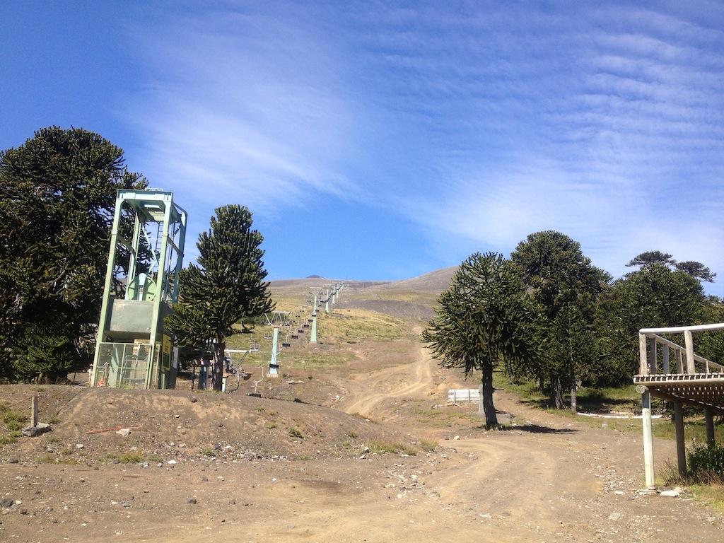 Teleférico no Araucarias Ski & Lodging