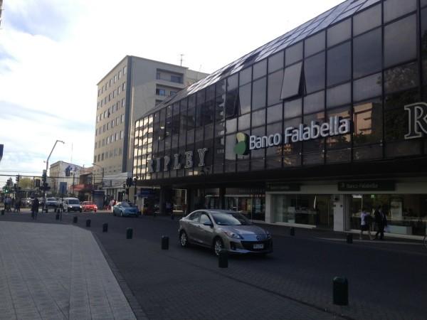 Centro de Temuco/Chile
