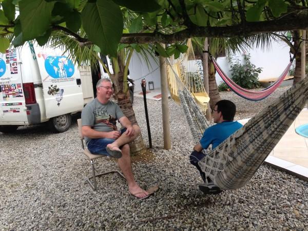 Conversando sobre viagens